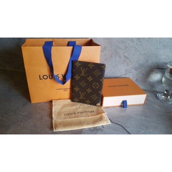 Louis Vuitton Dokumenten Hülle