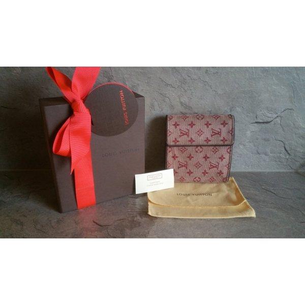 Louis Vuitton Elise Cherry Red