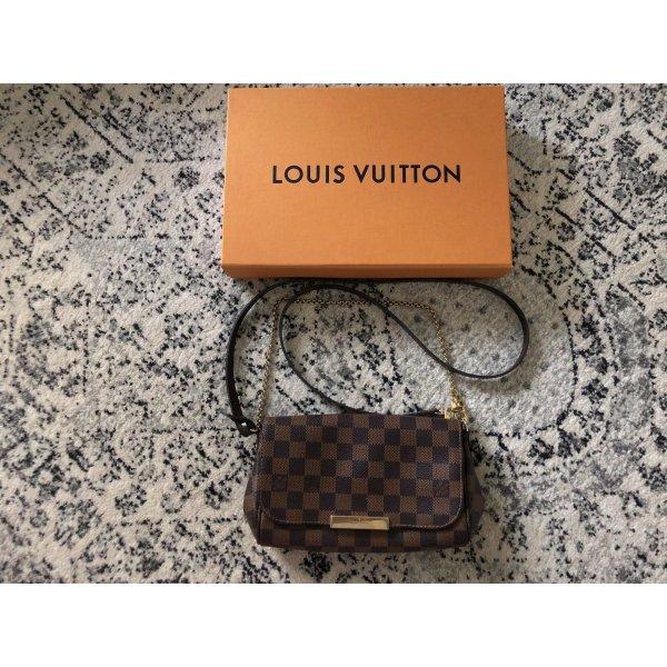 Louis Vuitton Favorite PM Crossbody Tasche Bag Bandouliere Top Riemen