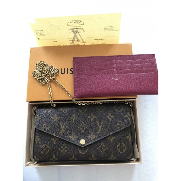 Louis vuitton Felicia Pochette