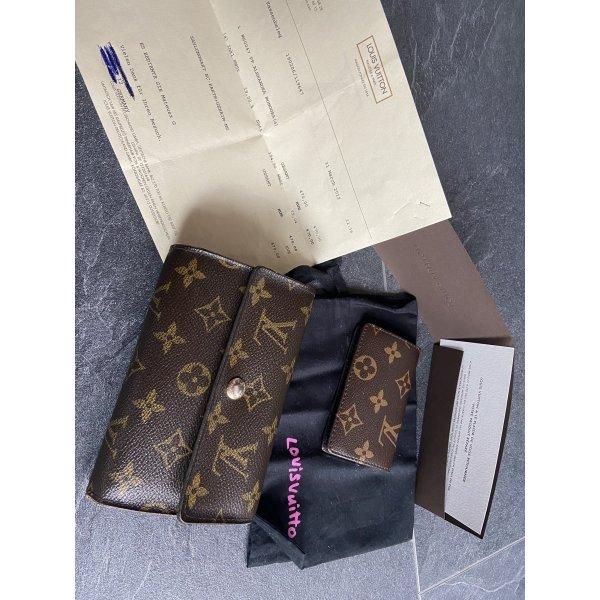 Louis Vuitton Gelbörse