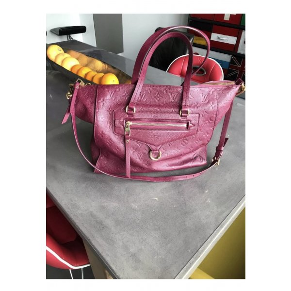 Louis Vuitton Handtasche Lumineuse PM Monogram