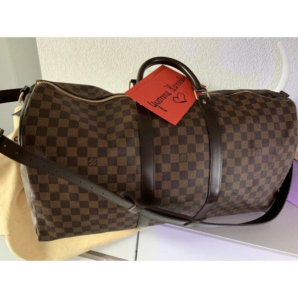 Louis Vuitton Keepall 55 Bandouliere DE