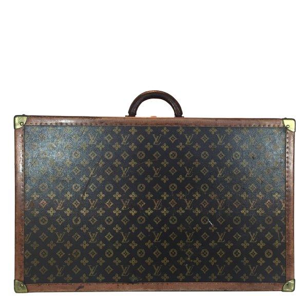 Louis Vuitton Koffer veelkleurig