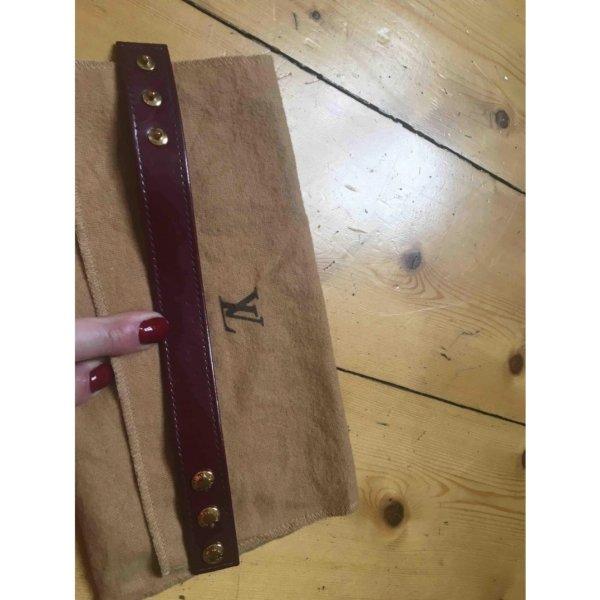 Louis Vuitton Lackleder Armband