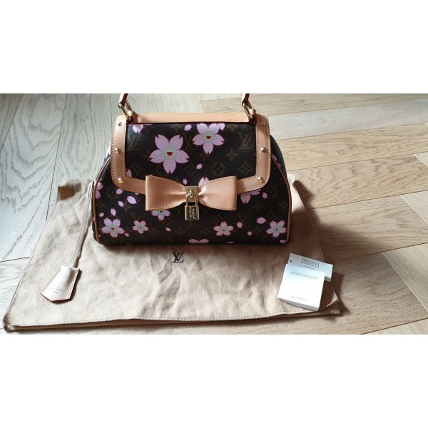 Louis Vuitton Limited Edition - Cherry Blossom Sac Retro Bag