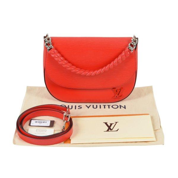 Louis Vuitton Luna Epi Leder Handtasche @mylovelyboutique.com