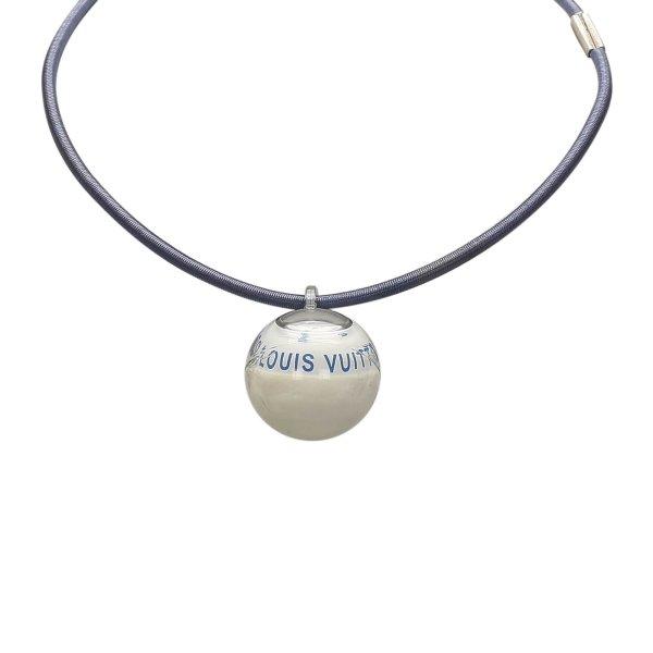 Louis Vuitton LV Cup 2000 Compass Necklace