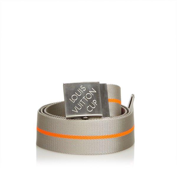 Louis Vuitton LV Cup Nylon Belt