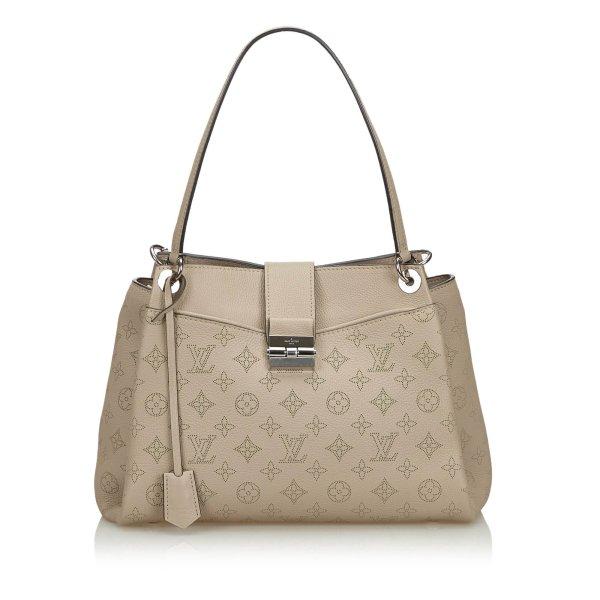 Louis Vuitton Mahina Leather Sevres