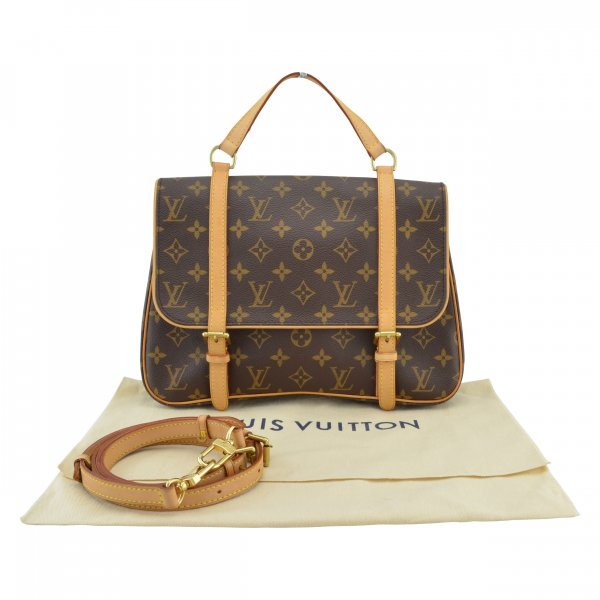 Louis Vuitton Marelle Sac à dos Monogram Canvas @mylovelyboutique.com