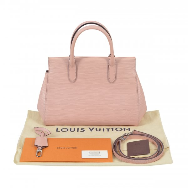 Louis Vuitton Marly BB Epi Leder Magnolia @mylovelyboutique.com