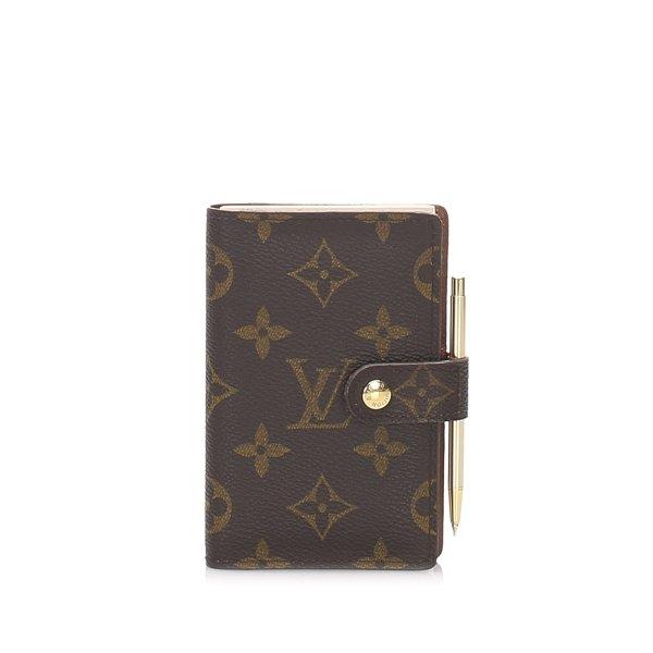 Louis Vuitton Mini Monogram Agenda