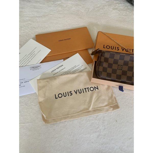 LOUIS VUITTON ❤️❤️Mini Pochette Damier Ebene NEU!!