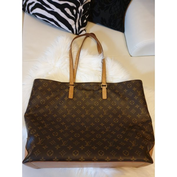 Louis Vuitton Monogram Cabas Shopper GM