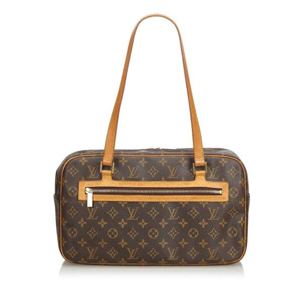 Louis Vuitton Monogram Cite GM