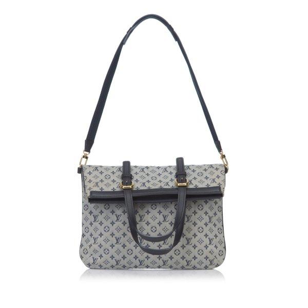 Louis Vuitton Monogram Mini Lin Francoise Handbag
