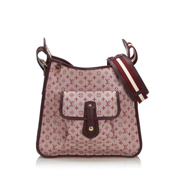 Louis Vuitton Monogram Mini Lin Mary Kate