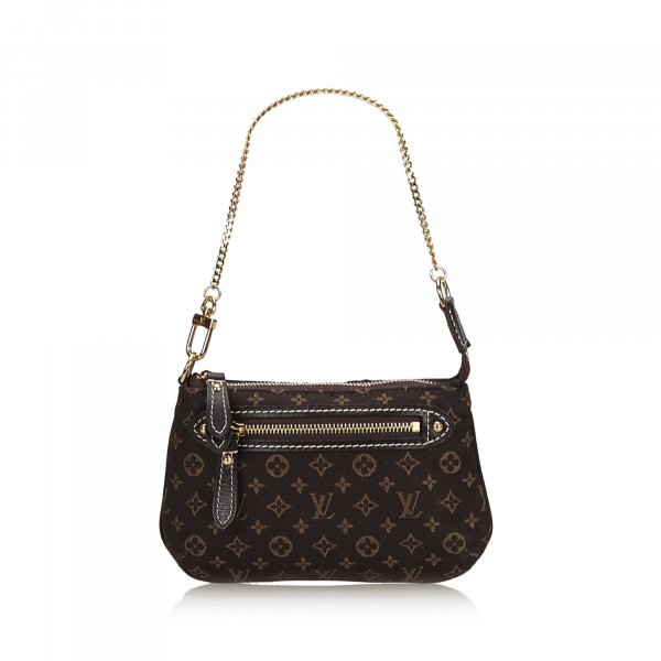 Louis Vuitton Monogram Mini Lin Pochette