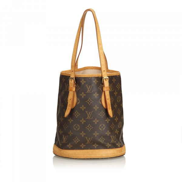 Louis Vuitton Monogram Petit Bucket