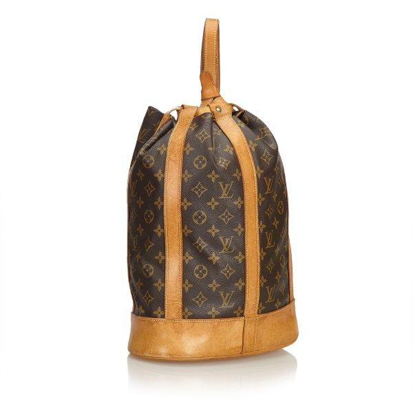 Louis Vuitton Monogram Randonnee GM