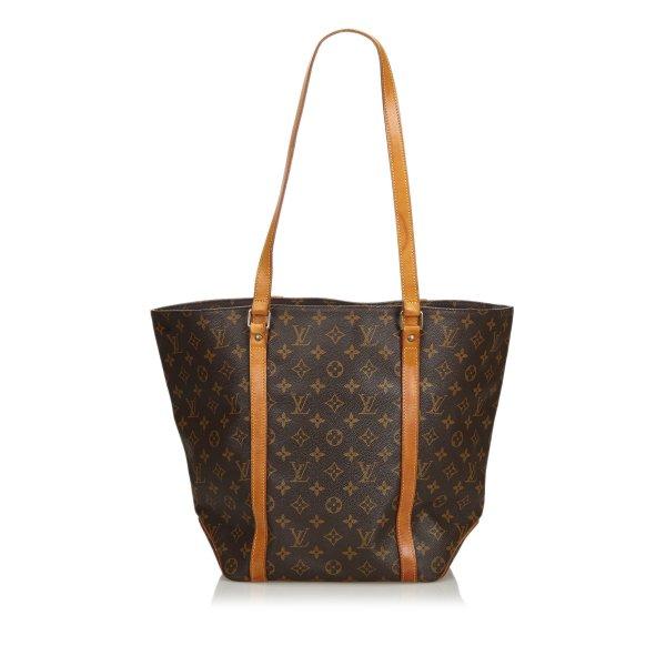 Louis Vuitton Monogram Sac Shopping 48