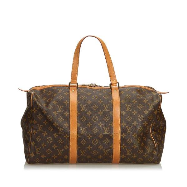 Louis Vuitton Monogram Sac Souple 45