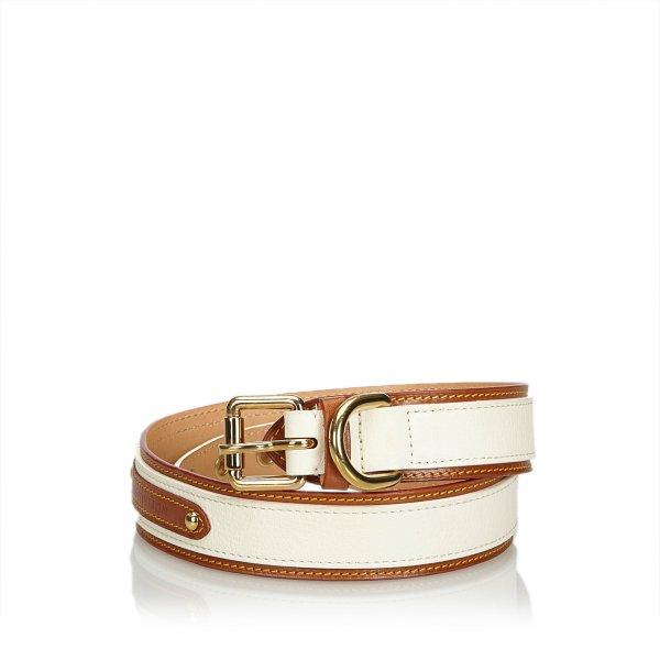 Louis Vuitton Monogram Vernis Belt