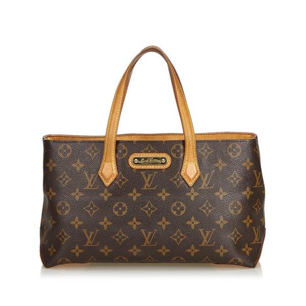 Louis Vuitton Monogram Wilshire PM