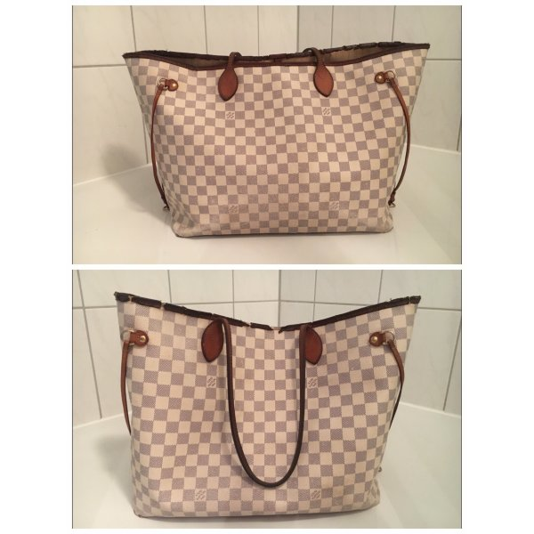 Louis Vuitton Neverfull GM Damier Azur