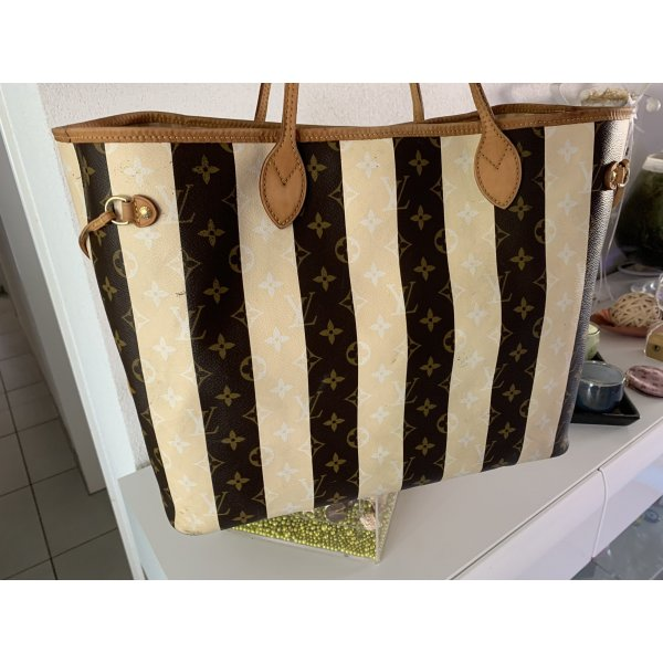 Louis Vuitton Neverfull GM Limited Edition Monogram Rayures