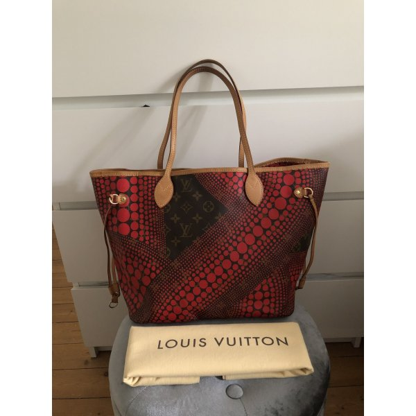 Louis Vuitton Neverfull Monogram MM Limitiert Shopper Rar