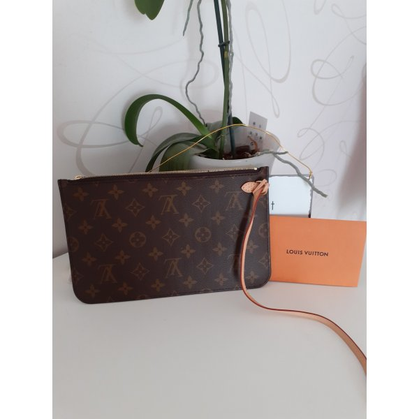 Louis Vuitton Nevervull monogram Pochette #NEU#