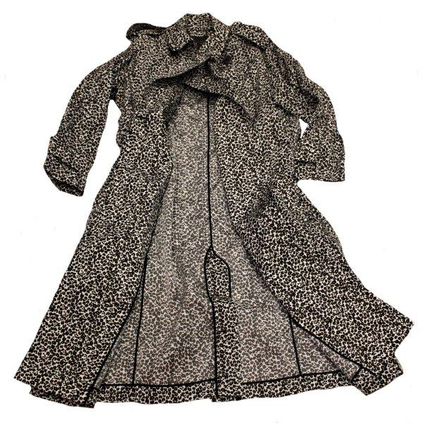 Louis Vuitton Manteau de pluie multicolore polyester