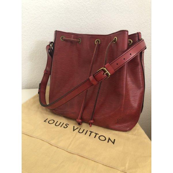 Louis Vuitton sac noe epi rot Vintage