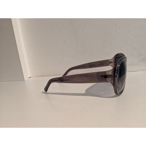 Louis Vuitton Sonnenbrille - Gray Aviator z0317w