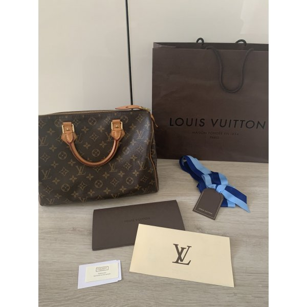 Louis Vuitton Speedy 30 inkl. Rechnung
