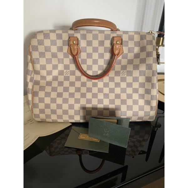 Louis Vuitton - speedy 35 - Damier Azur