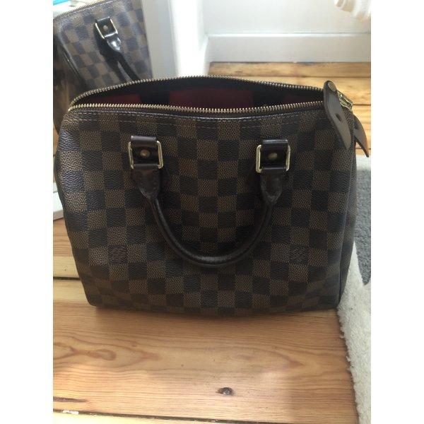 Louis Vuitton Speedy nano damier ebene 25 Tasche