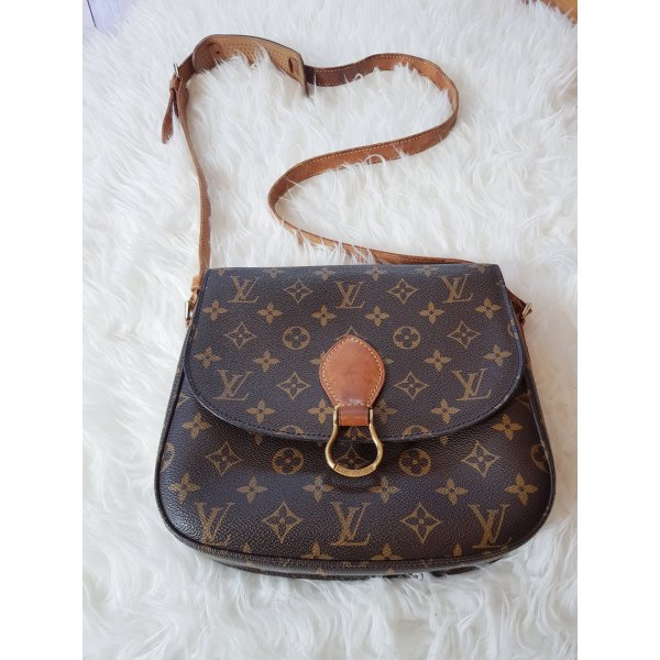 Louis Vuitton St. Cloud GM Crossbody Monogram