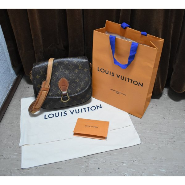 LOUIS VUITTON Tasche Saint Cloud