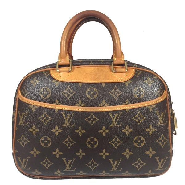 Louis Vuitton Trouville aus Monogram Canvas Tasche Handtasche Reisetasche