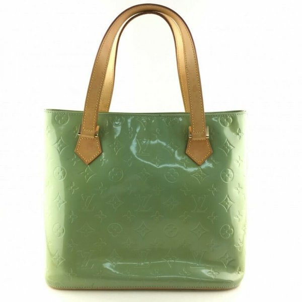 Louis Vuitton Vernis Houston Green