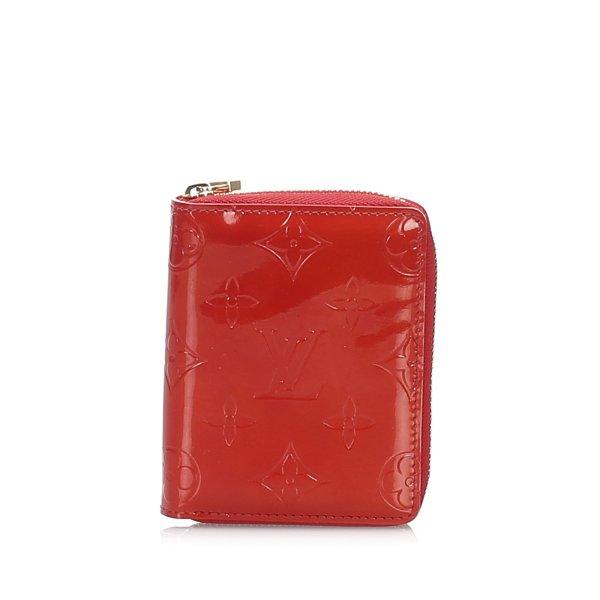 Louis Vuitton Vernis Zippy Wallet