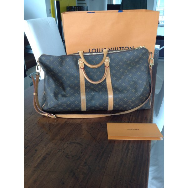 Louis Vuitton Weekender Keepall 55