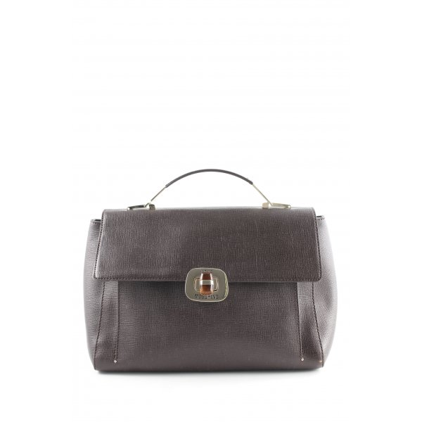 Love Moschino Handtasche dunkelbraun Elegant