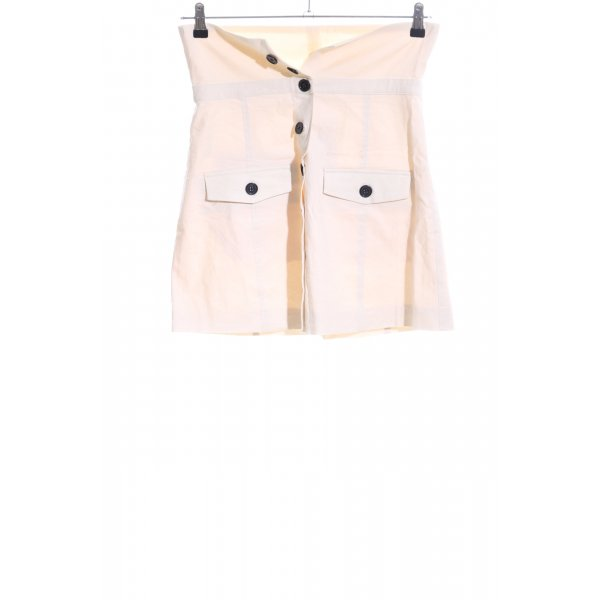Lovers + friends High Waist Rock creme Casual-Look