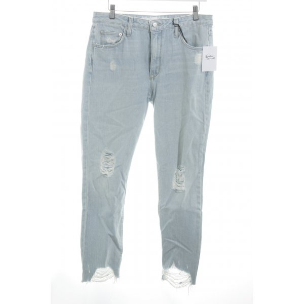 "Lovers + friends Slim Jeans ""Logan"" himmelblau"