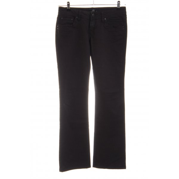 LTB Boot Cut Jeans schwarz Casual-Look