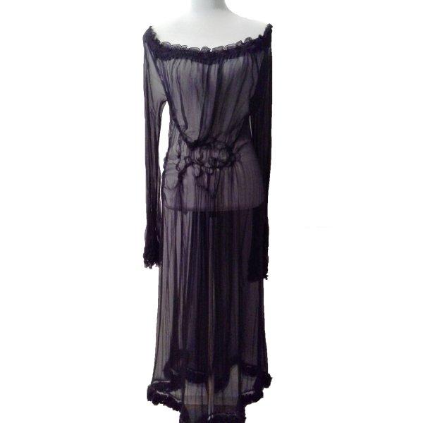 Luxuriöses Abendkleid von ,,ALBERTA FERRETTI'' HAUTE COUTURE, Gr.40-42.